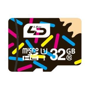 Minneskort LD 32GB SD kort Class 10