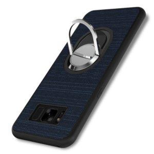 Skal till Samsung Galaxy S8+ Ringhållare Blå