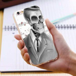 Skal till Samsung Galaxy S7 Edge Roligt gulligt Valp & skalle