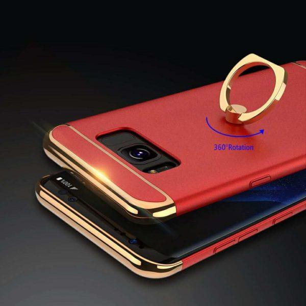 Skal till Samsung Galaxy S8+ Kisscase Ringhållare