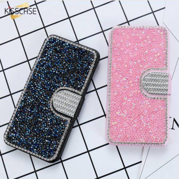 Fodral till iPhone 6 Plus och iPhone 6S Plus Glitter