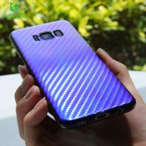 Skal till Samsung Galaxy S8 Gradient Carbon