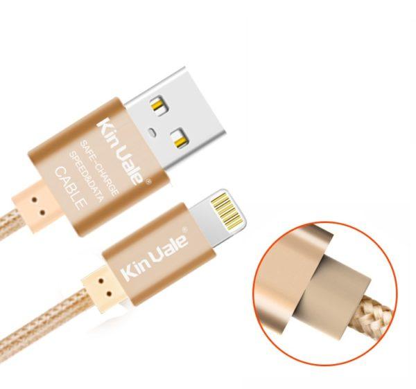 Lightning Kabel till iPhone och iPad KinVale C2