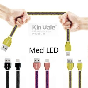 Lightning Kabel till iPhone och iPad KinVale KVC 4l
