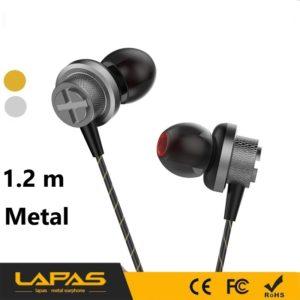 Hörlorar 1.2 m Metal Lapas Q5