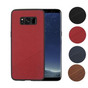 Skal till Samsung Galaxy S8+ Blåval Business SK1 Röd