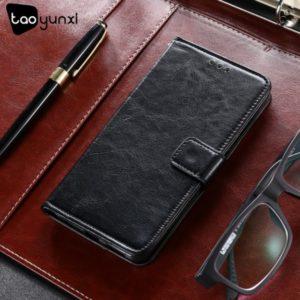 Fodral till Samsung Galaxy A8 2018 Klassisk 5 Svart