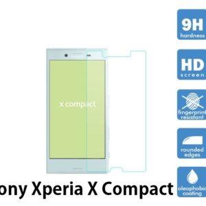 0.3 Härdat Glas Skärmskydd till Sony Xperia X Compact
