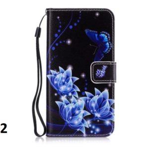 Fodral till iPhone 8 och iPhone 7 Blommor F2