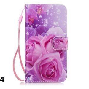 Fodral till iPhone 8 och iPhone 7 Blommor F4