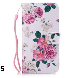 Fodral till iPhone 8 och iPhone 7 Blommor F5