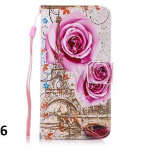 Fodral till Samsung Galaxy A8 2018 Blommor F6