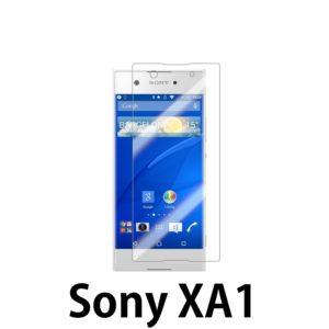 0.3 Härdat Glas Skärmskydd till Sony Xperia XA1