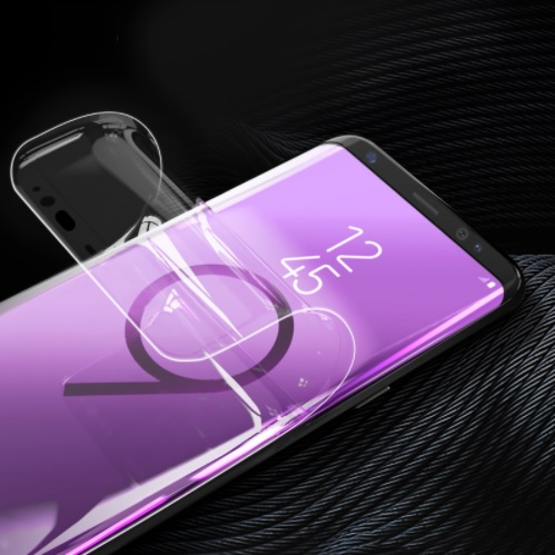 0.1 Nano Glas Skärmskydd Samsung Galaxy S9+