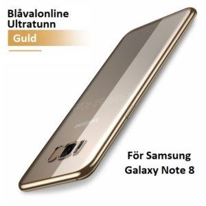 Skal till Samsung Galaxy Note 8 Flexibilitet Guld