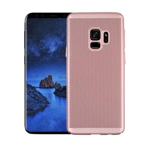 Skal till Samsung Galaxy S9 Cool Roseguld
