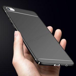 Skal till iPhone 6 Plus 6S Plus Silverlinjen Svart