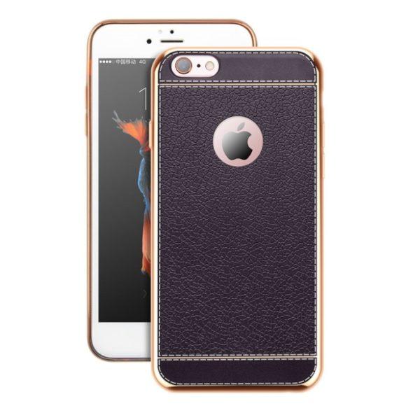 Skal till iPhone 8 och iPhone 7 Fashion 2 Svart