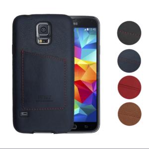 Skal till Samsung Galaxy S5 Blåval SK2 Blå