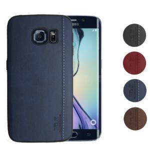Skal till Samsung Galaxy S6 Edge Blåval SK8 Blå