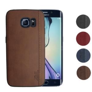 Skal till Samsung Galaxy S6 Edge Blåval SK8 Brun