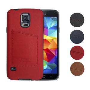 Skal till Samsung Galaxy S5 Blåval SK2 Röd