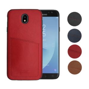 Skal till Samsung Galaxy J7 2017 Blåval SK2 Röd