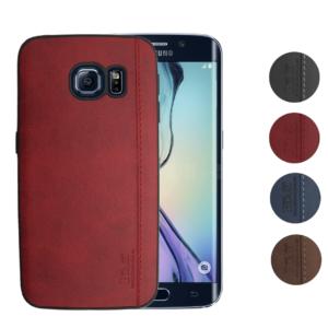 Skal till Samsung Galaxy S6 Edge Blåval SK8 Röd