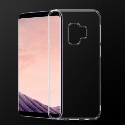 Skal till Samsung Galaxy S9+ Transparent