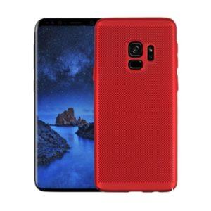 Skal till Samsung Galaxy S9 Cool Röd