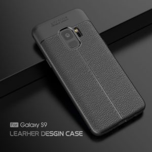 Skal till Samsung Galaxy S9 Fashion Svart