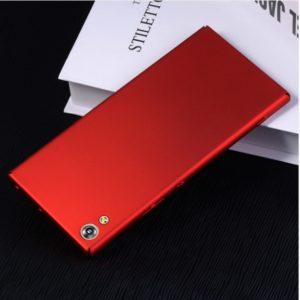 Skal till Sony Xperia XA1 Fashion 3 Röd