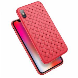 Skal till iPhone X blavalonline Cool 2 Röd