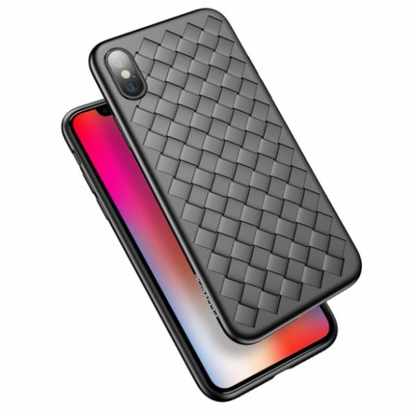 Skal till iPhone X blavalonline Cool 2 Svart
