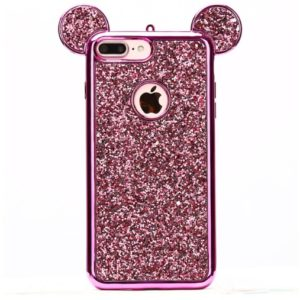 Skal till iPhone 8/7 Plus Mickey Mouse Roseguld