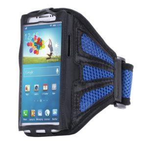 Sportarmband 2 För Samsung och iPhone Blå