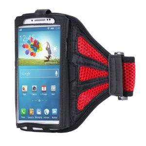 Sportarmband 2 För Samsung och iPhone Röd