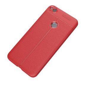Skal till Huawei Honor 8 Lite Fashion Röd