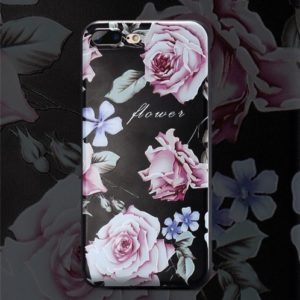 Skal till iPhone 8 Plus och iPhone 7 Plus Blommor F14