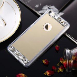 Spegel skal till iPhone 8 och iPhone 7 Guld