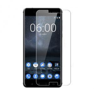 0.3 Härdat Glas Skärmskydd till Nokia 5