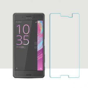 0.3 Härdat Glas Skärmskydd till Sony Xperia X Performance