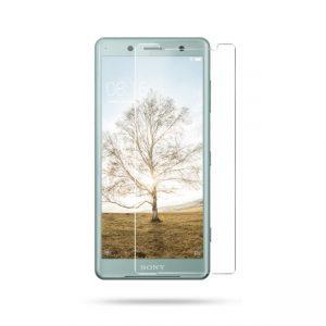 0.3 Härdat Glas Skärmskydd till Sony Xperia XZ2