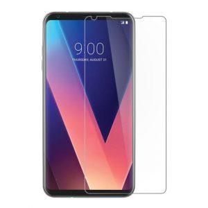0.3 Härdat Glas Skärmskydd till LG V30