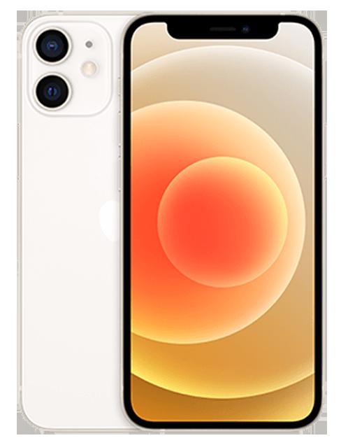 iPhone 12 mini silver