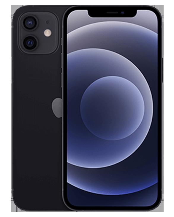iPhone 12 svart