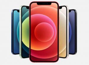 information iphone 12