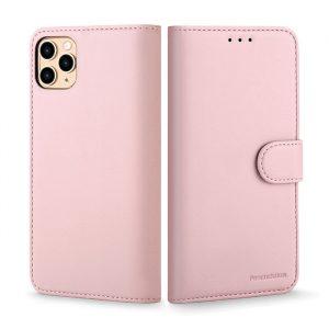 iphone 12 mobilfodral rosa