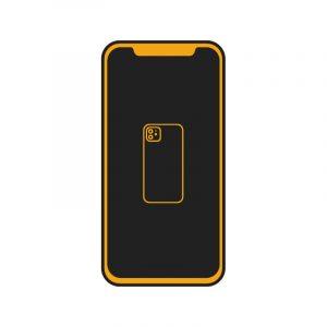 iphone 11 x baksida