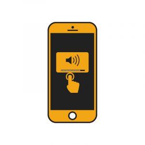 iphone volymknapp